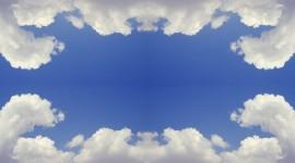 Cloud Frame Wallpaper Free