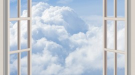 Cloud Frame Wallpaper Gallery