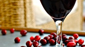 Cranberry Juice Wallpaper For IPhone Free