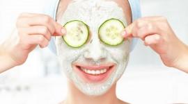 Cucumber Mask Desktop Wallpaper HD
