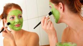 Cucumber Mask Photo