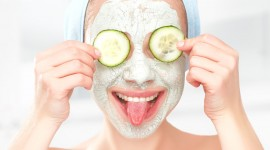 Cucumber Mask Photo Download