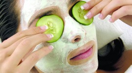 Cucumber Mask Photo Download#2