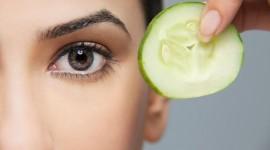 Cucumber Mask Photo Free