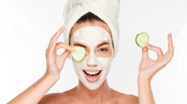 Cucumber Mask Photo Free#3
