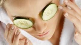 Cucumber Mask Wallpaper For Desktop