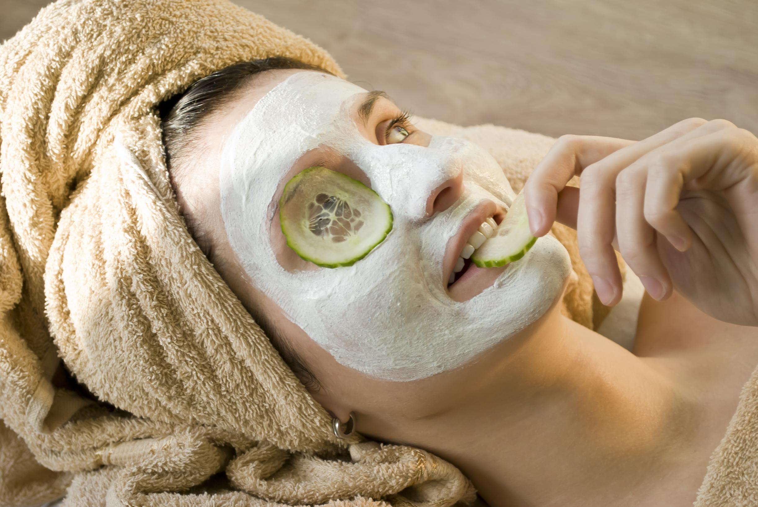 Маски для сухой кожи лица в домашних условиях 63