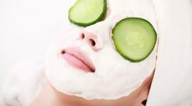 Cucumber Mask Wallpaper Full HD#1