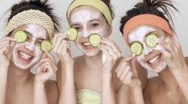 Cucumber Mask Wallpaper HQ
