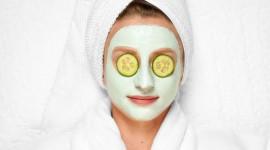 Cucumber Mask Wallpaper HQ#1