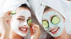 Cucumber Mask Wallpaper HQ#2