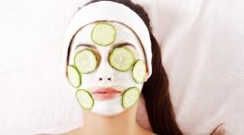 Cucumber Mask Wallpaper#1