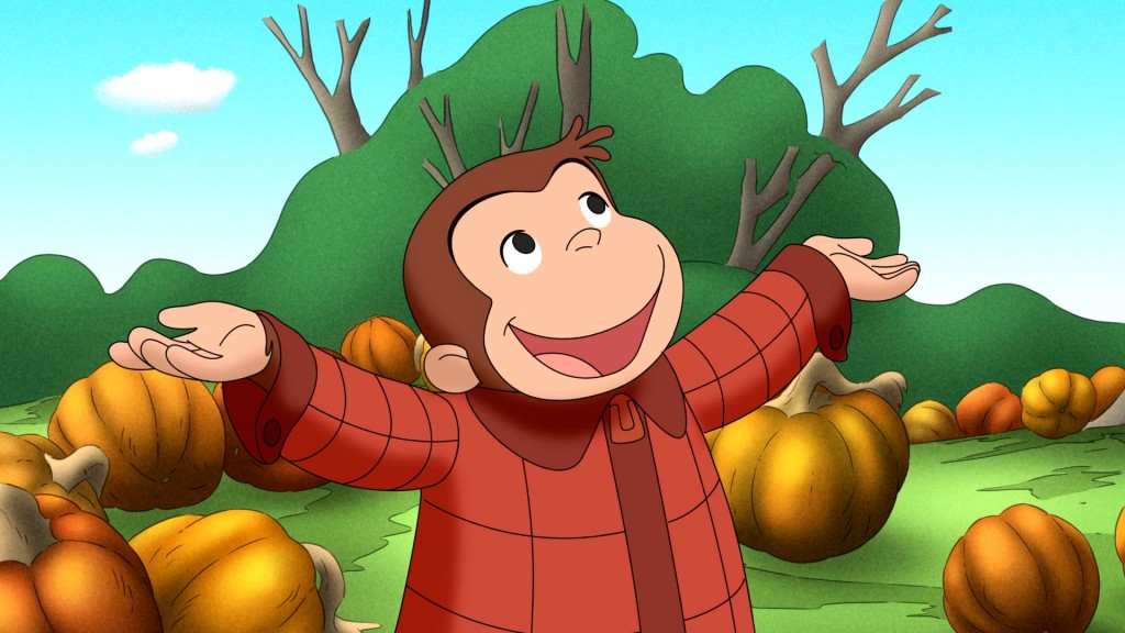 Curious George wallpapers HD