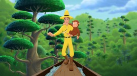 Curious George Photo Download
