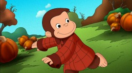 Curious George Wallpaper 1080p