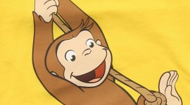 Curious George Wallpaper For Android