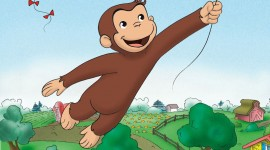 Curious George Wallpaper For IPhone