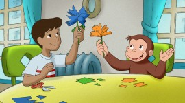 Curious George Wallpaper Free