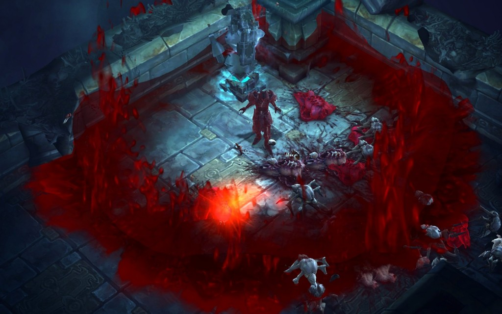 Diablo 3 Rise Of The Necromancer wallpapers HD