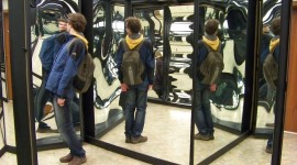 Distorting Mirrors Wallpaper For PC