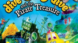 Dive Olly Dive And The Pirate Treasure For IPhone