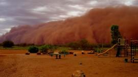 Dust Storm Best Wallpaper