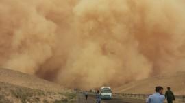 Dust Storm Desktop Wallpaper