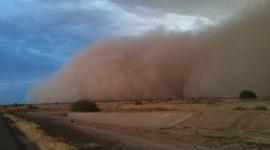 Dust Storm Desktop Wallpaper#2