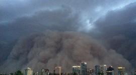 Dust Storm Wallpaper