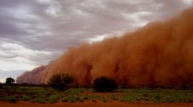 Dust Storm Wallpaper Free