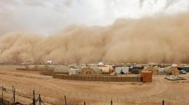 Dust Storm Wallpaper Full HD