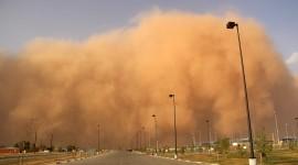 Dust Storm Wallpaper HQ