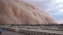 Dust Storm Wallpaper HQ#1