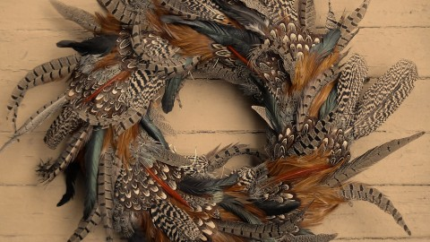 Feather Wreath wallpapers high quality