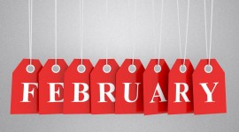 February Wallpaper 1080p
