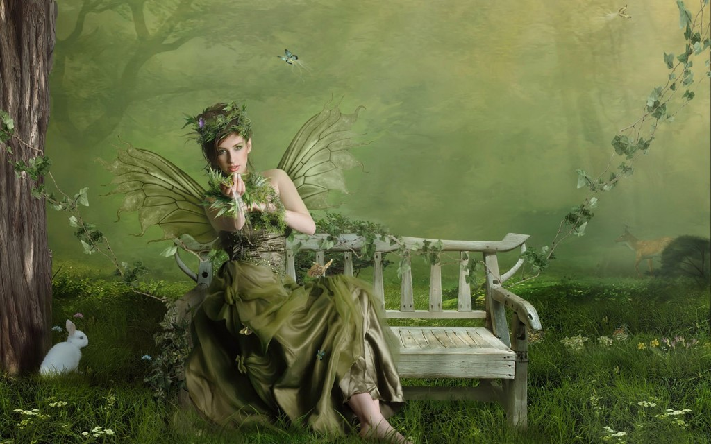 Forest Fairy wallpapers HD