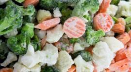 Frozen Vegetables Best Wallpaper