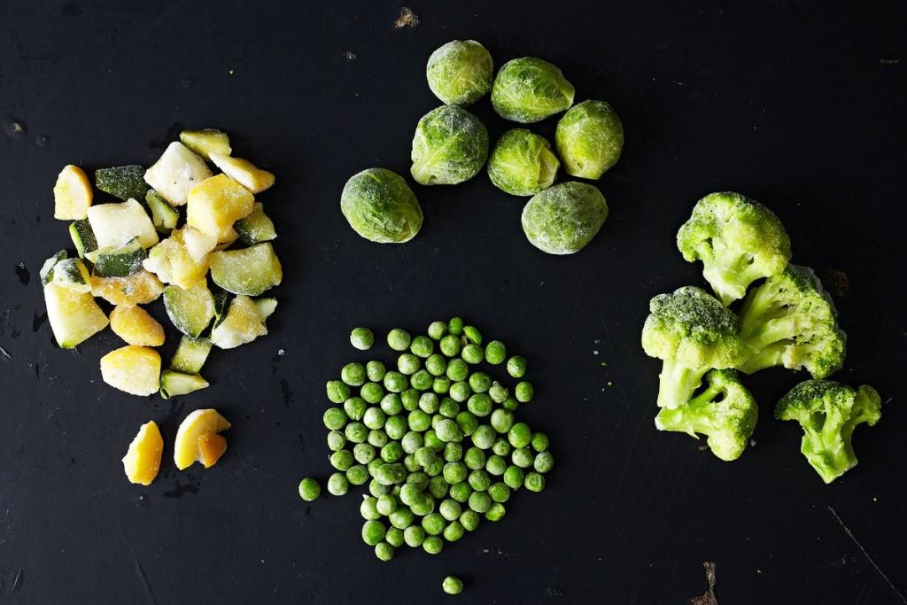 Frozen Vegetables wallpapers HD