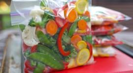 Frozen Vegetables Wallpaper High Definition