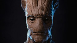 Groot Wallpaper For IPhone 6