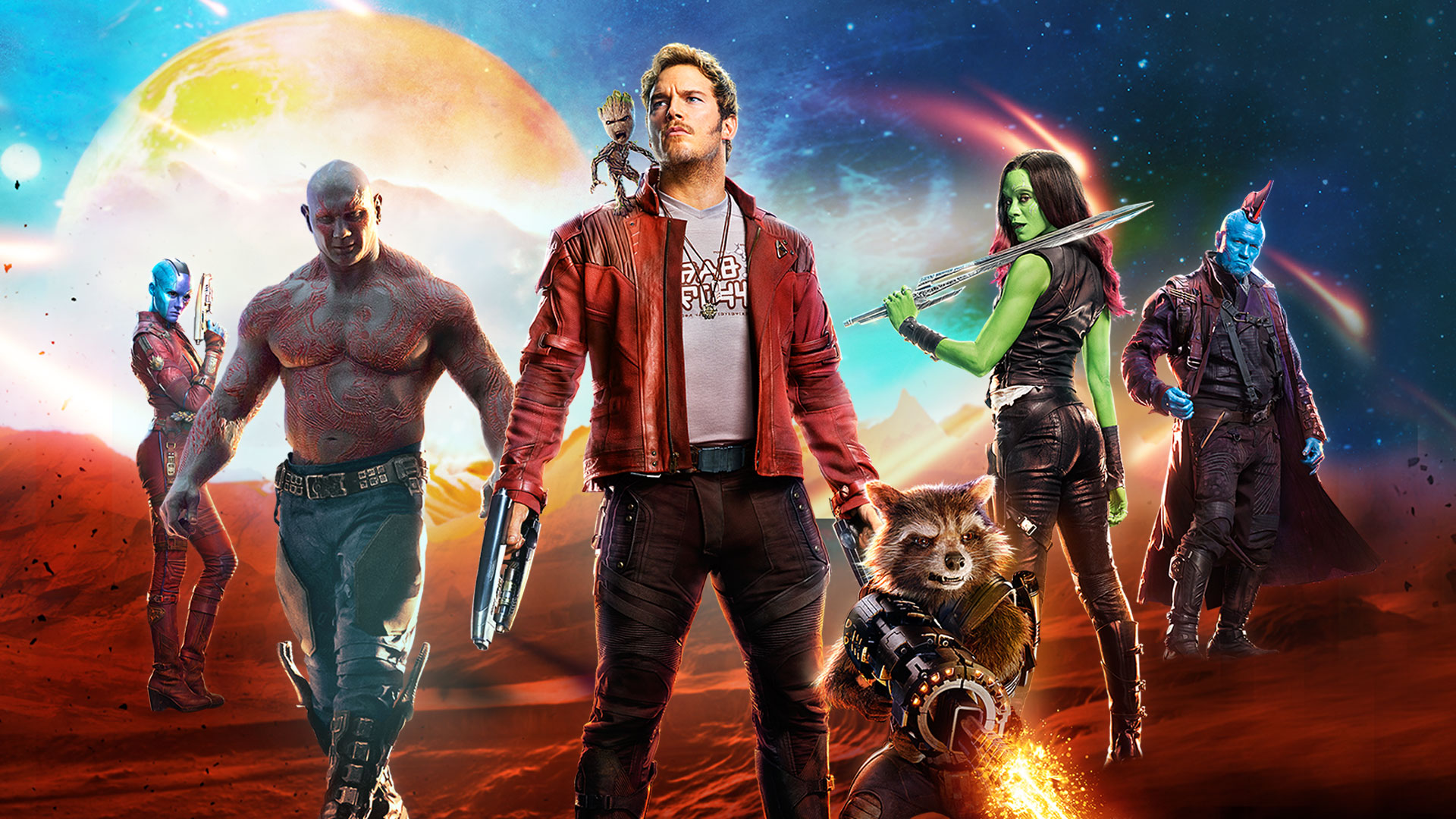Guardians Of The Galaxy Vol. 2 Wallpapers High Quality ...
