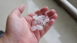Hailstones Wallpaper Free