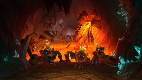 Hearthstone Kobolds & Catacombs wallpapers high quality