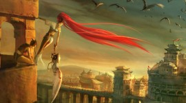 Heavenly Sword Aircraft Picture#1
