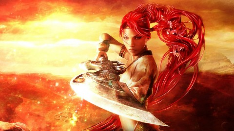 Heavenly Sword wallpapers high quality