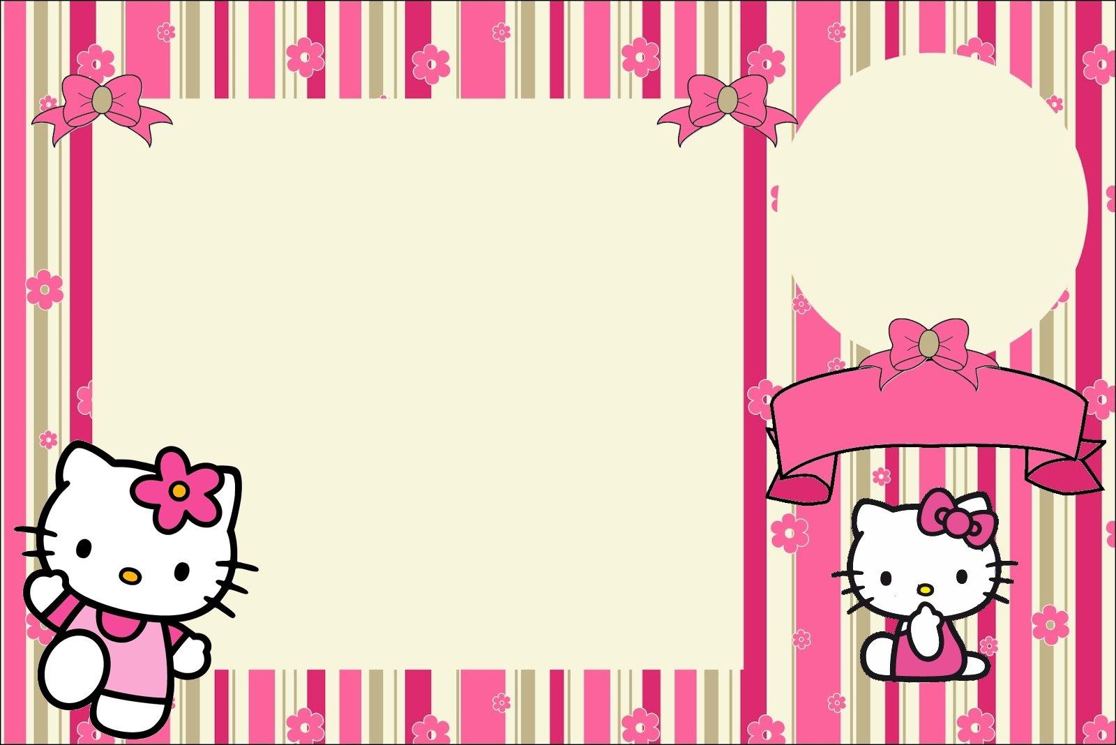 Großzügig Hallo Kitty Bilderrahmen Bilder - Rahmen Ideen ...