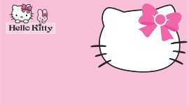 Hello Kitty Photo Frame Image Download