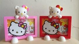 Hello Kitty Photo Frame Photo Free