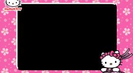 Hello Kitty Photo Frame Photo Free#1