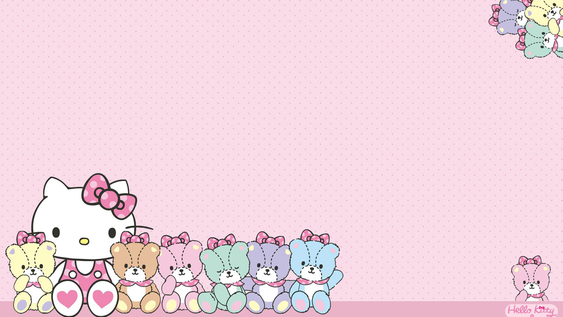Hello Kitty Photo Frame Wallpapers High Quality Download Free